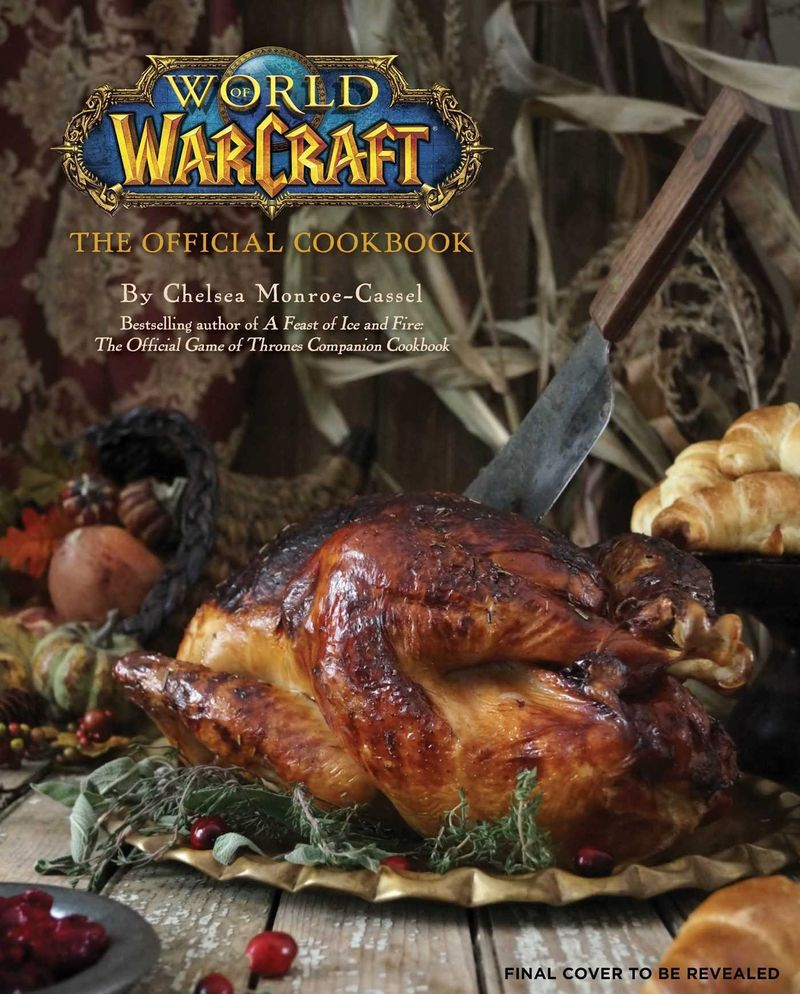 Online Game Cookbooks