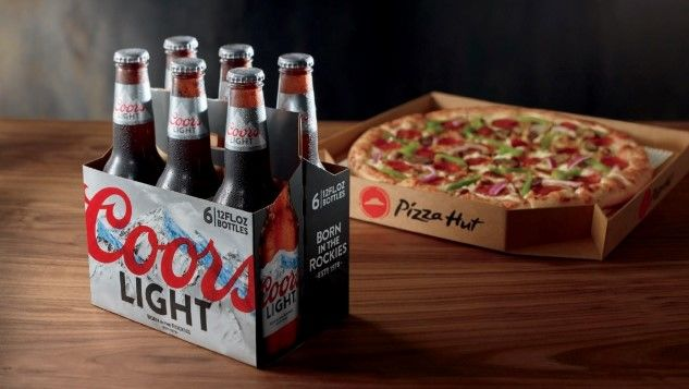 Pizza Brand Beer Deliveries