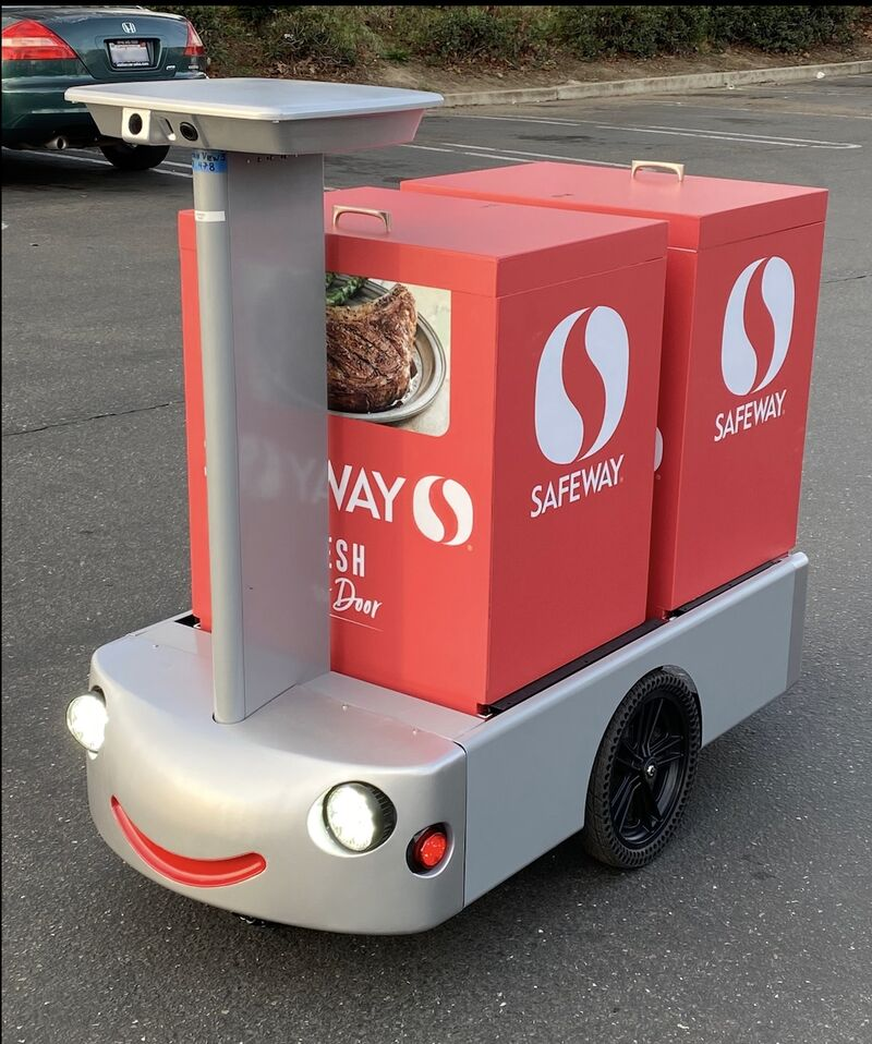 Zero-Emission Delivery Carts