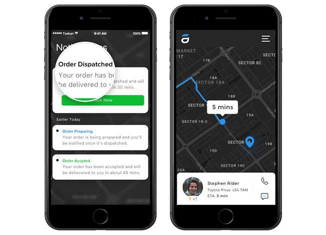 Optimized Delivery Management Platforms