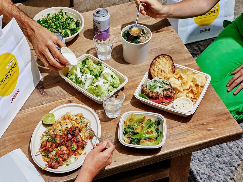 Delivery-Only Restaurant Concepts