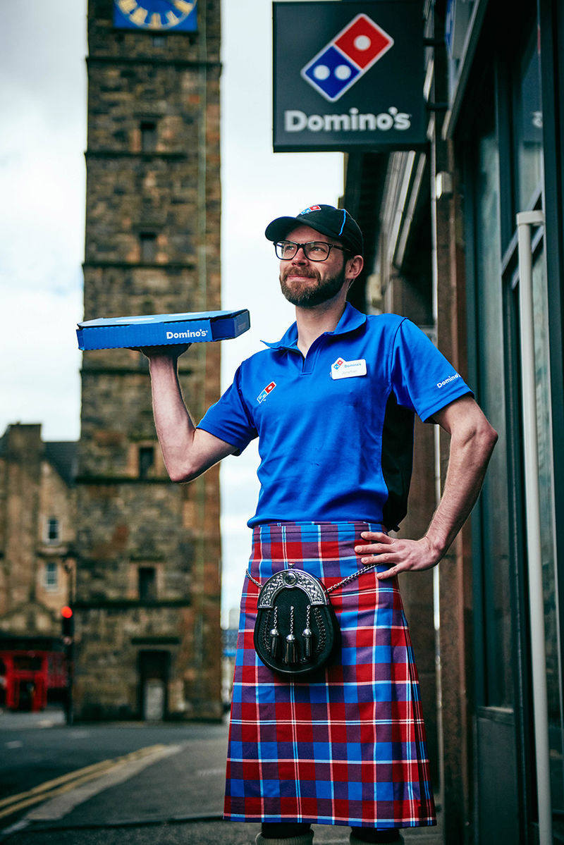 Traditional Tartan Uniforms