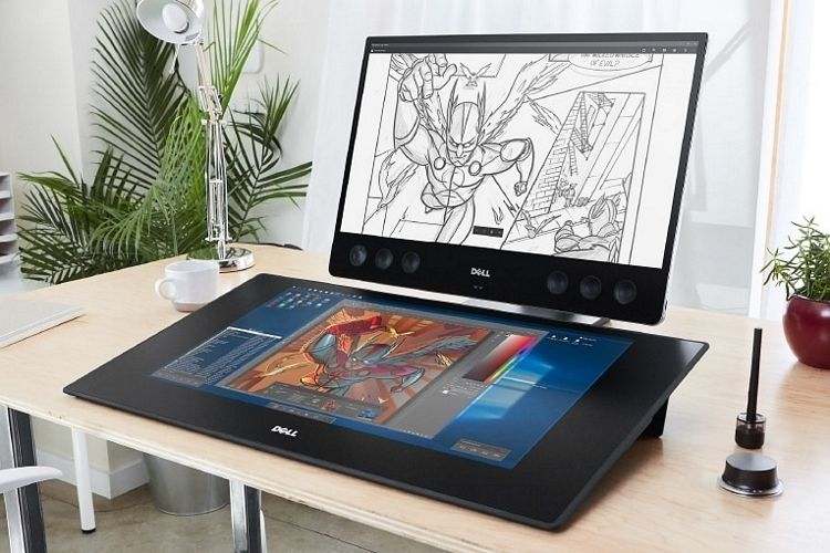 Quad-HD Design Tablets