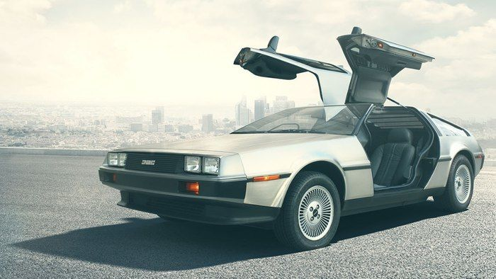 Futuristic Pop Culture Cars