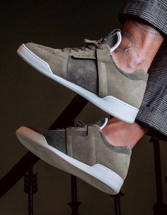 Scandinavian Elk Hide Sneakers
