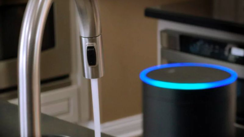 Voice-Controlled Smart Faucets