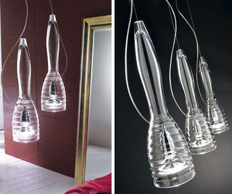 Romantic Glass Lighting