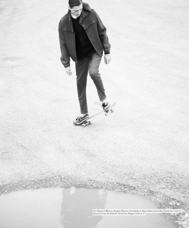 Suburban Skater Shoots