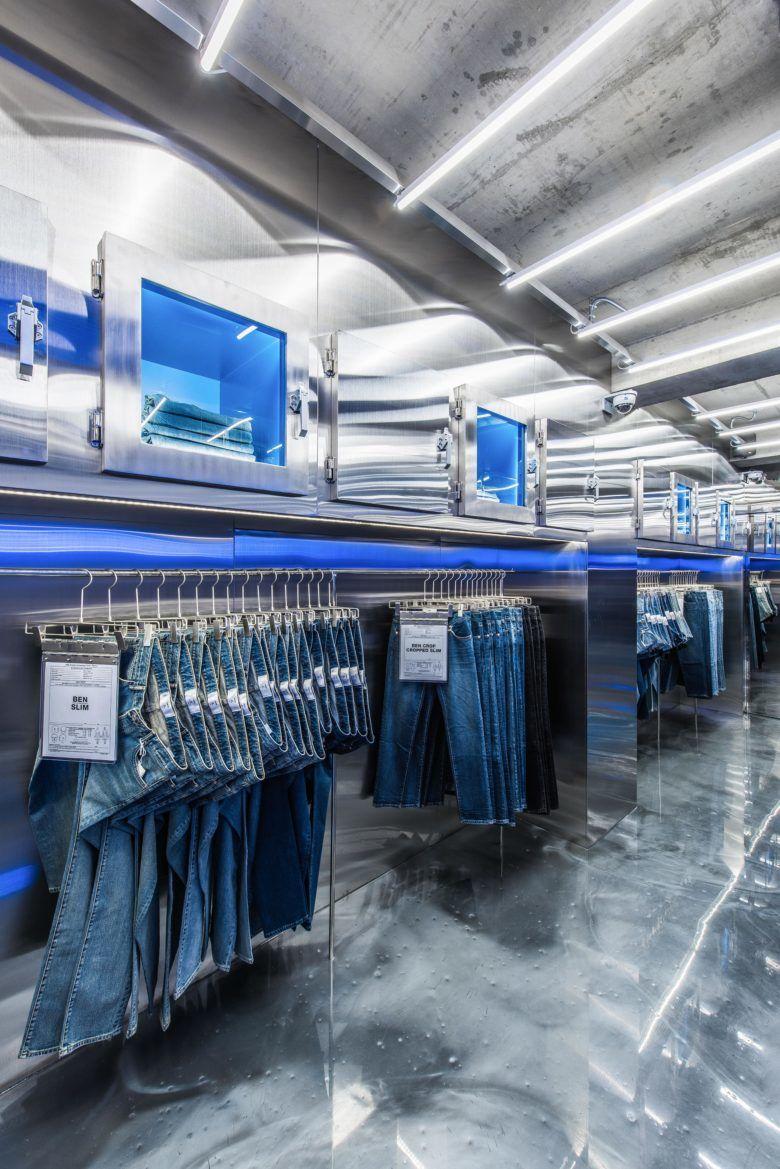Unstaffed Denim Stores
