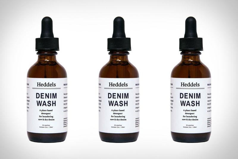 Plant-Based Denim Detergents