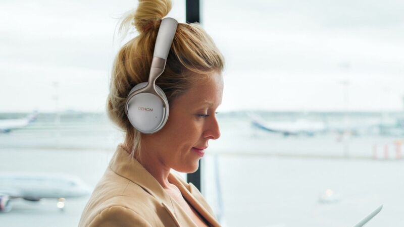 All-Day Comfort Headphones