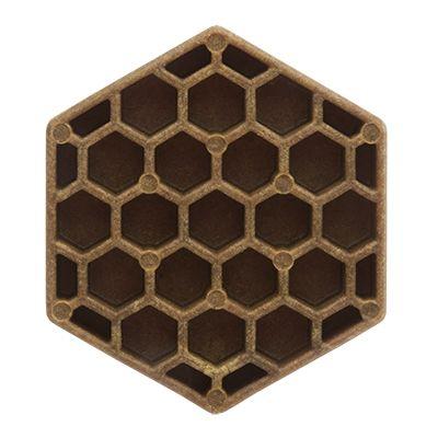 Honeycomb-Shaped Dog Chews