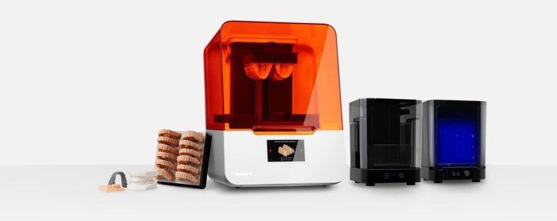 Dentist-Specific 3D Printers