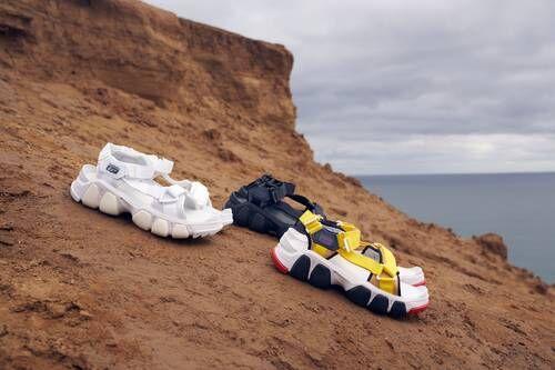 Lightweight Heritage Hybrid Sandals