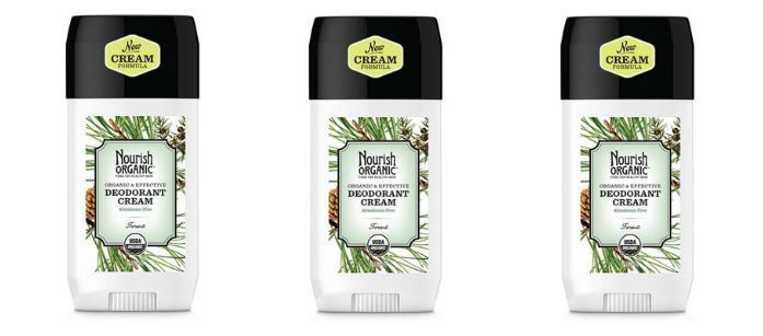Organic Deodorant Creams
