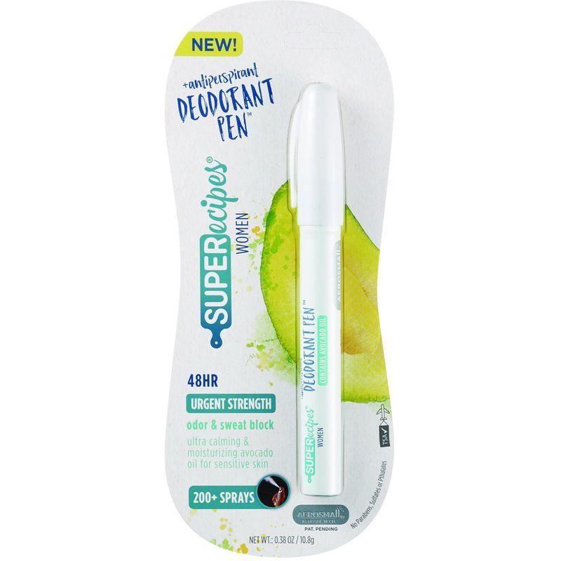 Convenient Deodorant Pens