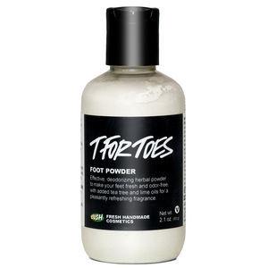 Foot Deodorizing Powders