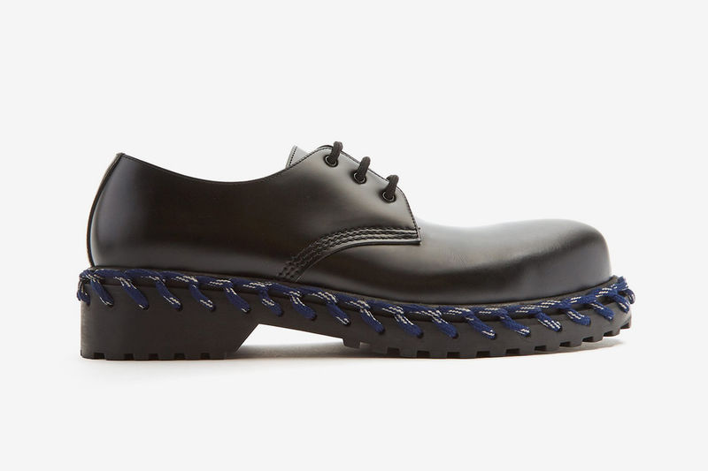 Laced Midsole Dress Shoes