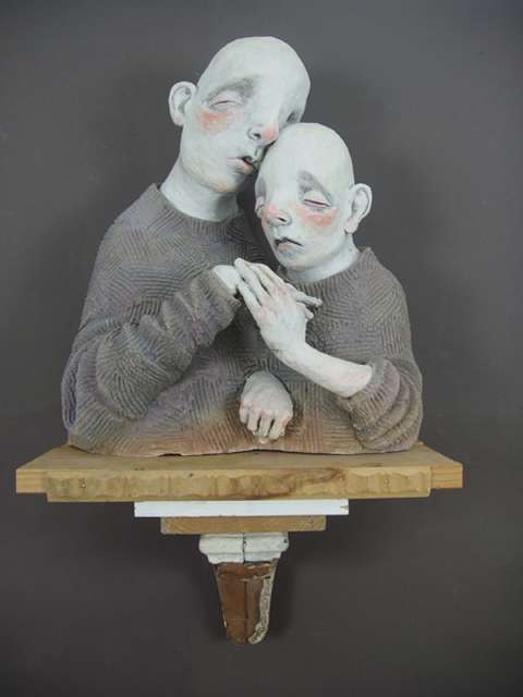 Cold Melancholy Sculptures