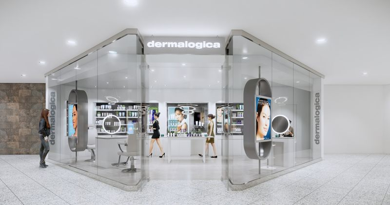 Experiential Skincare Stores