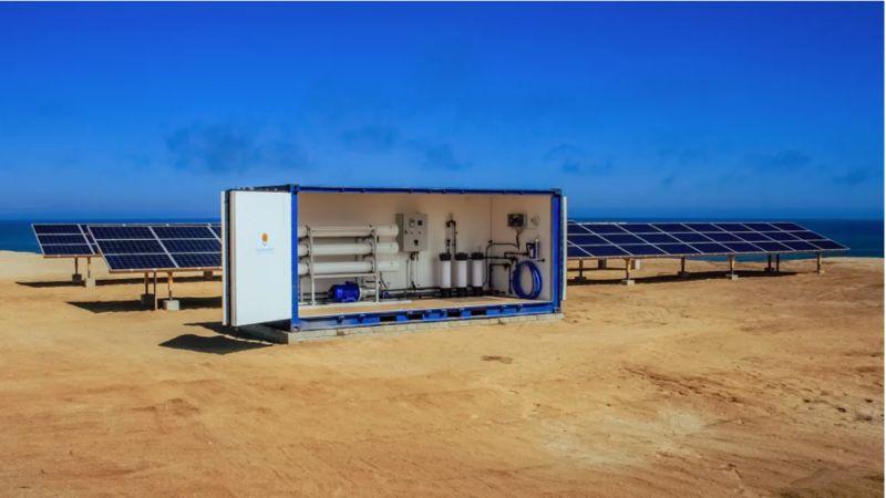 Efficient Desalination Devices
