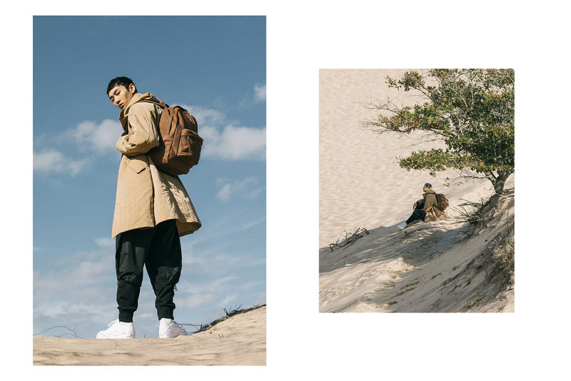Desert Mountain-Inspired Bags