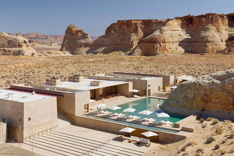 Scenic Desert Resorts