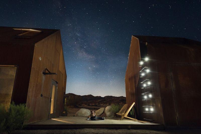 Rusted Desert Retreats