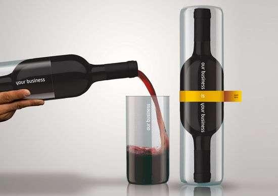 Dual-Access Wine