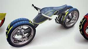 Design Concept: Moov Bike