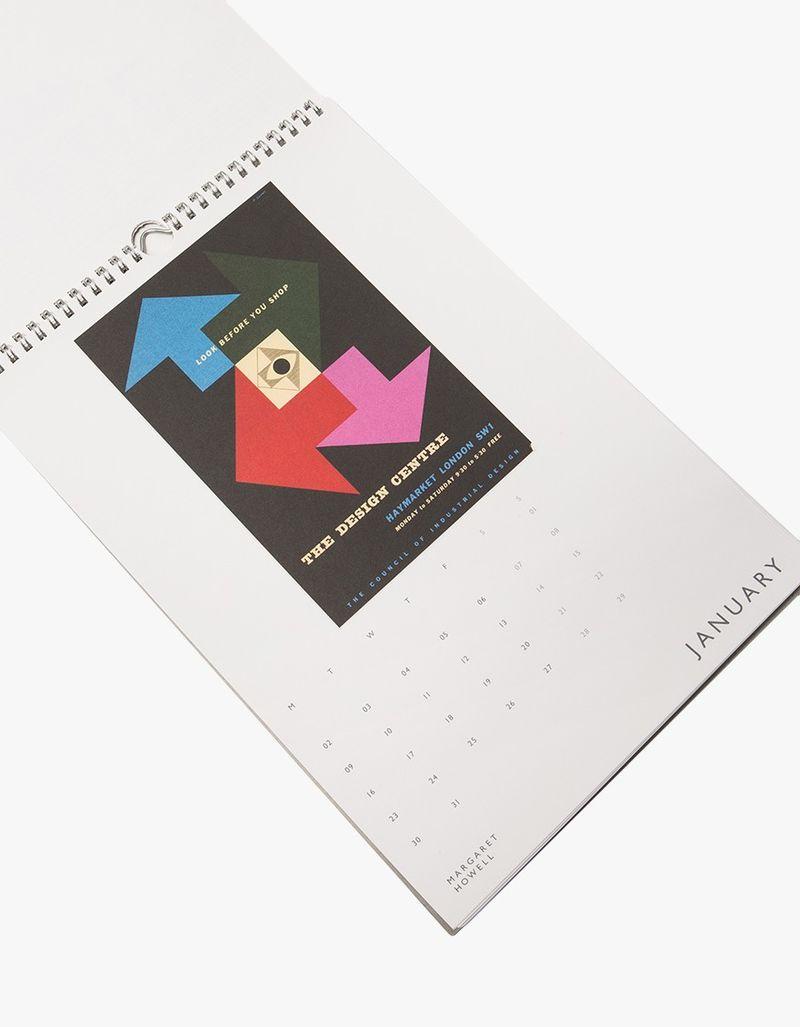 Design Poster Calendars Inspiration