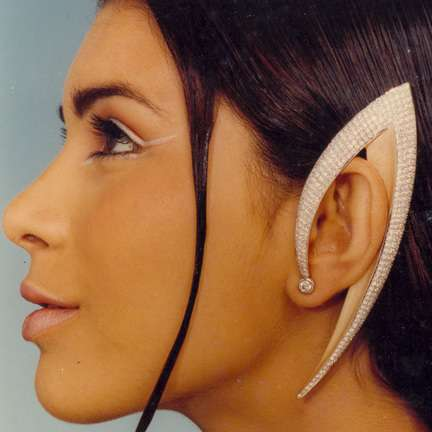 Spock Ear Jewelry