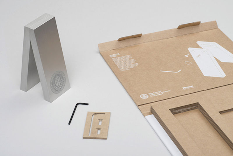 Flat-Pack Design Trophies