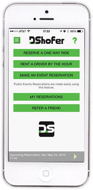 Designated Driver Apps