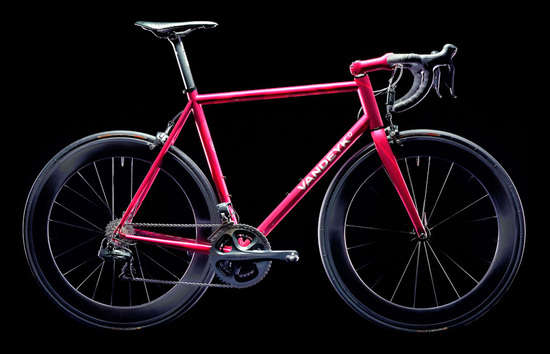 Luxuriously Sleek Bicycles