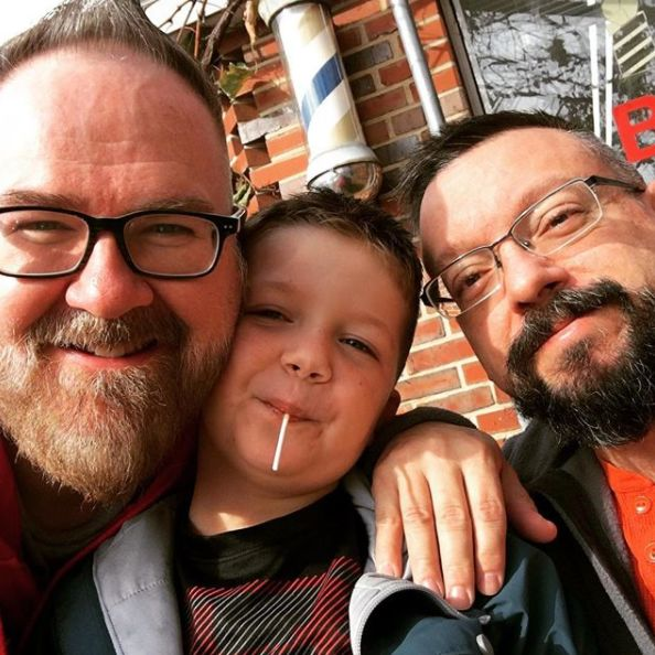 Same Sex Dad Blogs