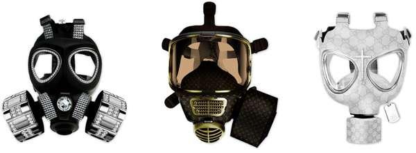 Designer Gas Masks
