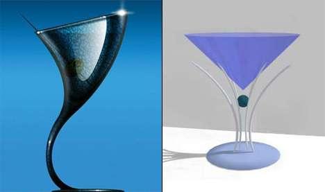 unique martini glasses classic cocktail designer glass competitions competitions pick the best martini