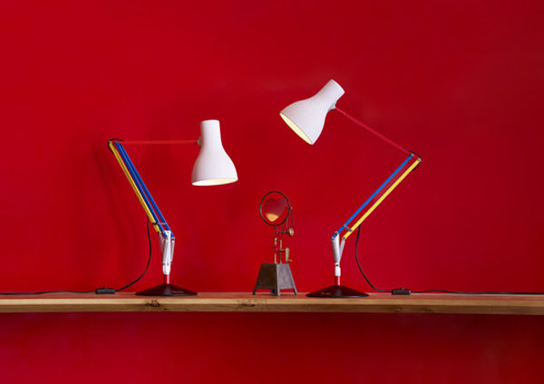 Primary Color Desk Lamps