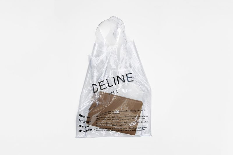 Designer Plastic Shopping Bags