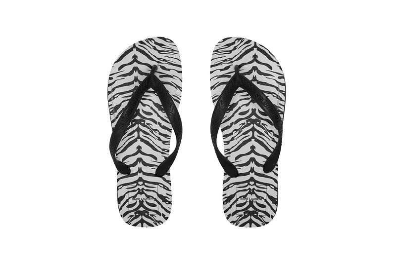 Affordable Animal-Print Designer Sandals