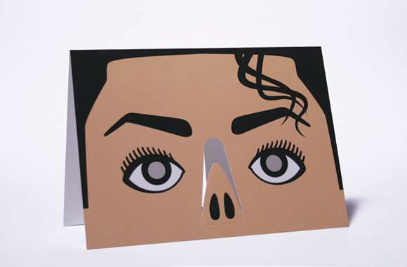Face changing cards designers anonymous greeting cards face changing cards m4hsunfo