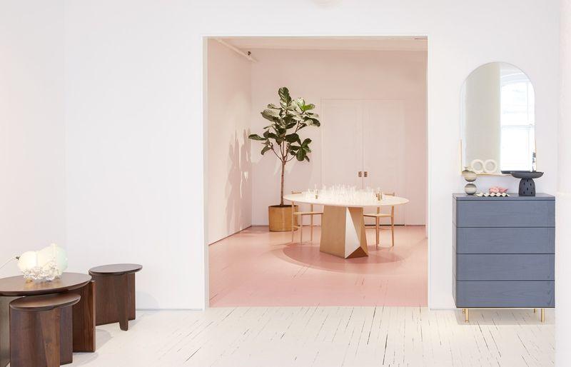 Female Design Exhibitions