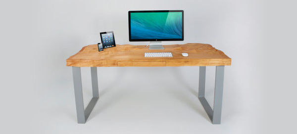 Naturalistic Work Desks