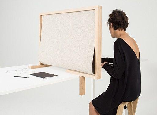 Transportable Desk Dividers
