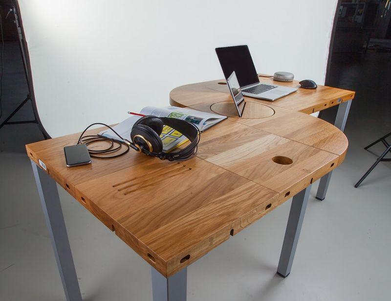 Modular Customization Desks