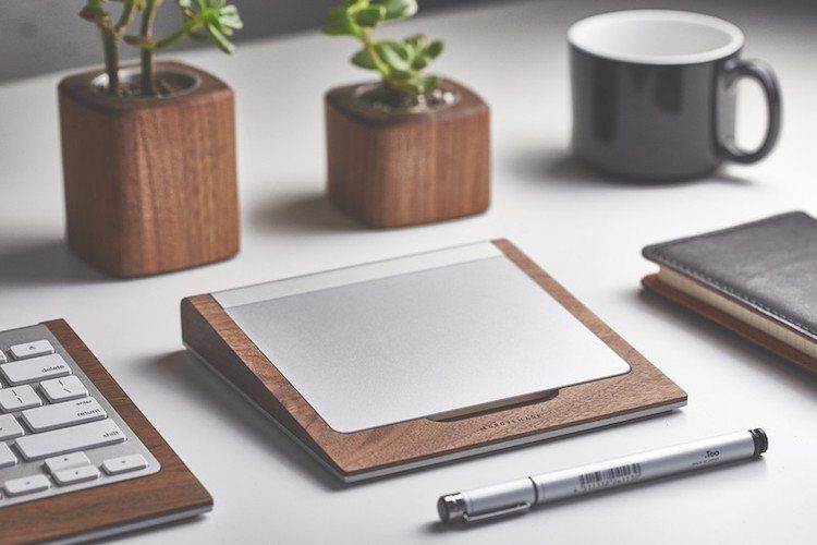 Wooden Peripheral Desk Trays
