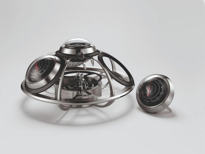 Interstellar Desk Ornaments
