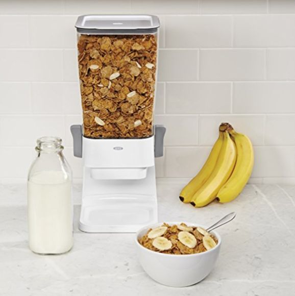 Desk-Friendly Food Dispensers