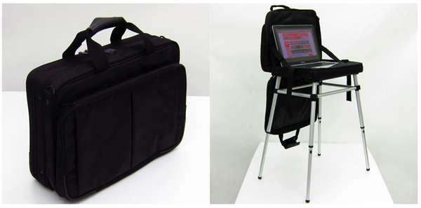 Bag-Desk Hybrids